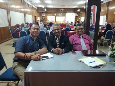Seminar Guru Baharu Daerah Kubang Pasu 2017