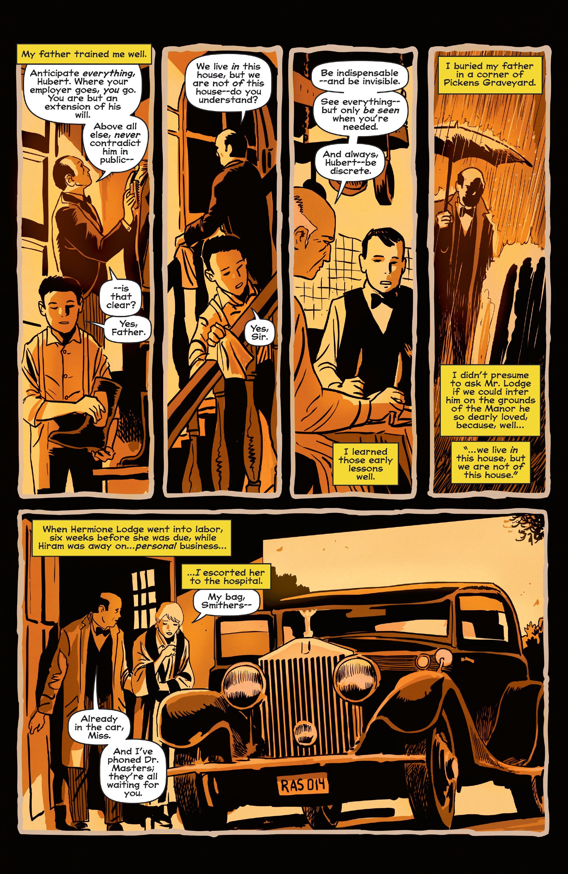 Read online Afterlife with Archie comic -  Issue #5 - 5