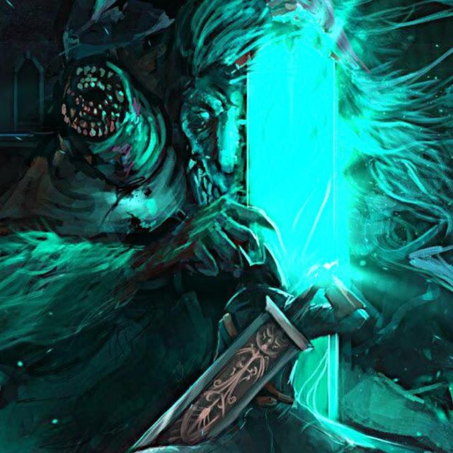Bloodborne - Ludwig the Holy Blade