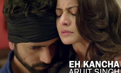 EH KANCHA Full Song Lyrics - Chhaya O Chhobi - Arijit Singh