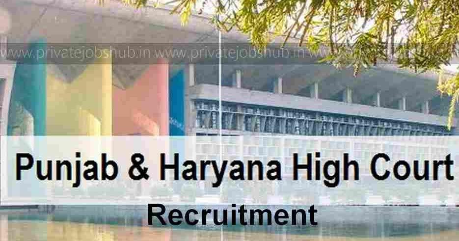 Punjab%2Band%2BHaryana%2BHigh%2BCourt%2BRecruitment Latest Haryana Govt Job Form on law jobs, railway jobs, church jobs, english jobs, hr jobs, industry jobs, private sector jobs, physics jobs,