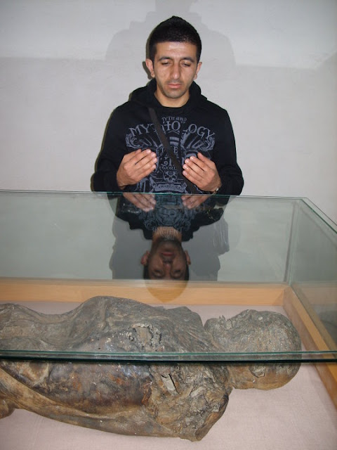 Amasya mumyalar müzesi