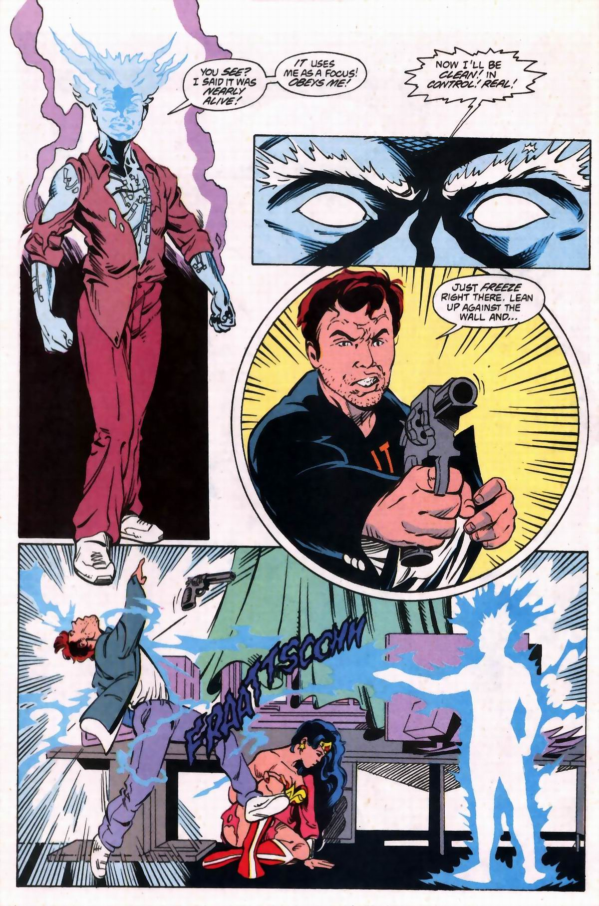 Read online Wonder Woman (1987) comic -  Issue #74 - 19