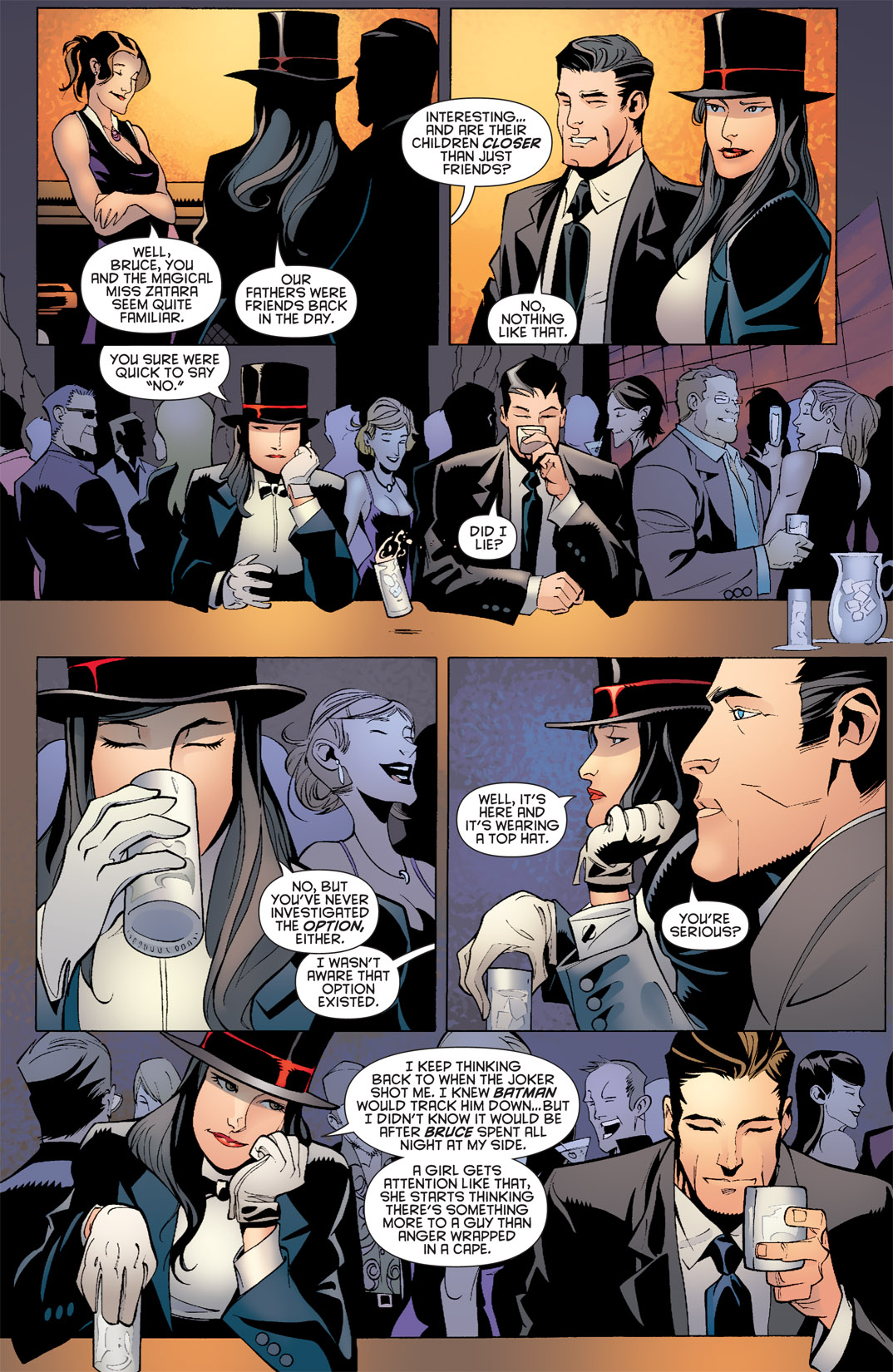 Detective Comics (1937) 843 Page 14