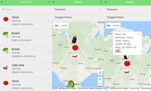 Usung Konsep Fair Trade, PanenID Hadir Khusus Untuk Para Petani Indonesia