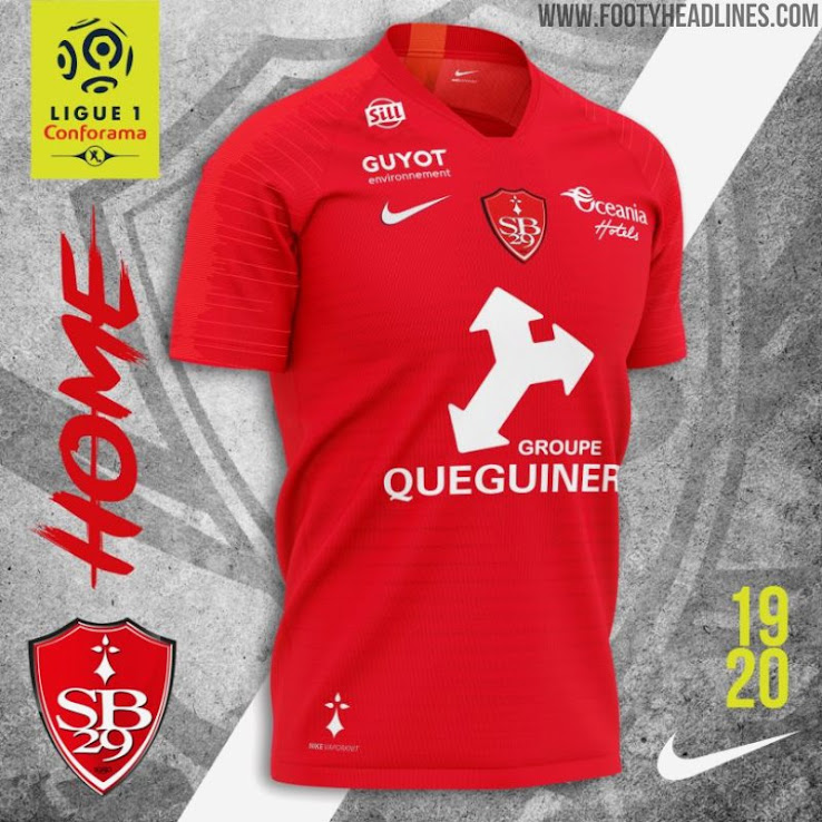 All 19-20 Ligue 1 Kits - Overview   58 Home, Away & Third