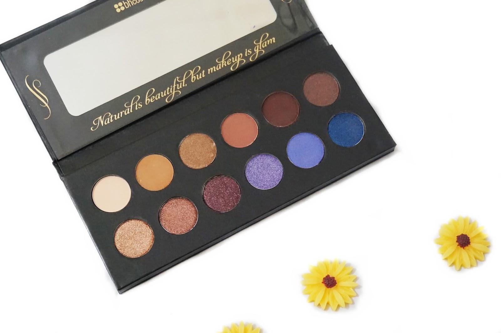 eyeshadow palette for beginners