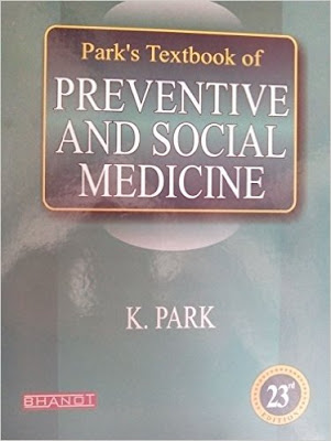 Download Free Park Textbook of Preventive and Social Medicine 23rd Edition Book PDF