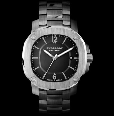 Burberry 'The Britain', AUTOMATIC watch BBY1203