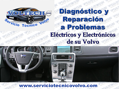 Mantenimiento Sistema Electrico Volvo Bogota