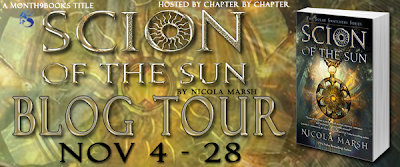 SCION OF THE SUN by Nicola Marsh Blog Tour