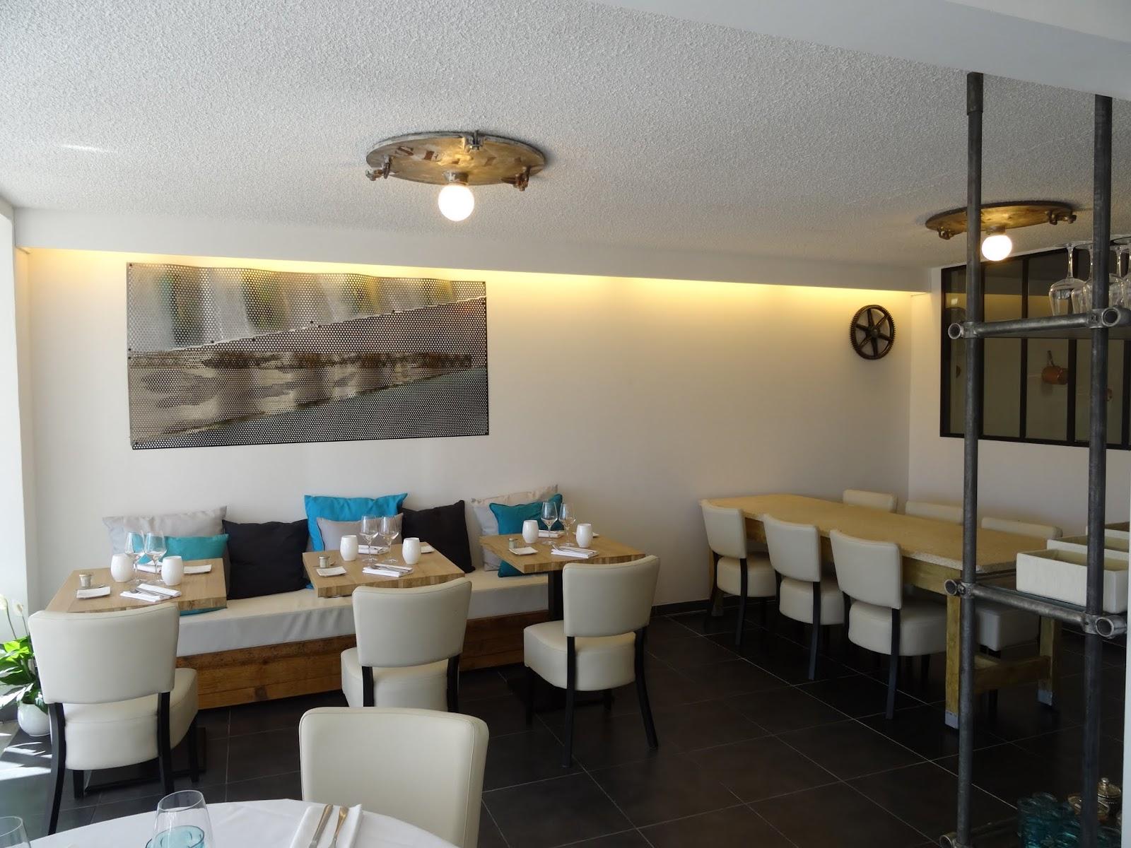 L atelier de philippe décoration d un nouveau restaurant