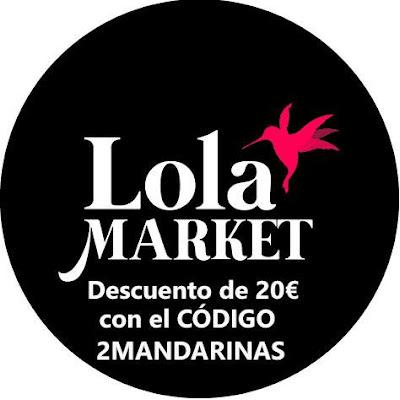 Lola Market te trae el mercado a tu casa con 20€ de descuento en tu compra
