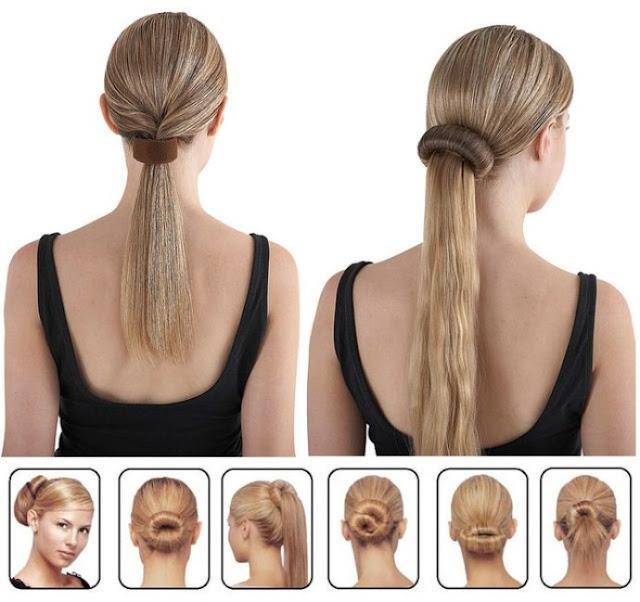 6 Cách búi tóc đẹp đơn giản nhất