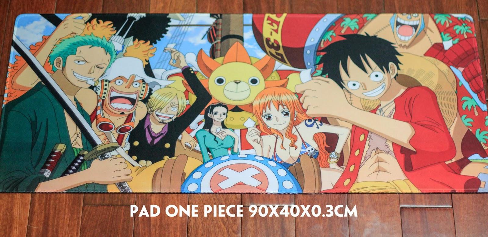 Gamming Mousepad: One piece, CS, CF, LMHT, Doraemon, Naruto, Dota2!!! - 2