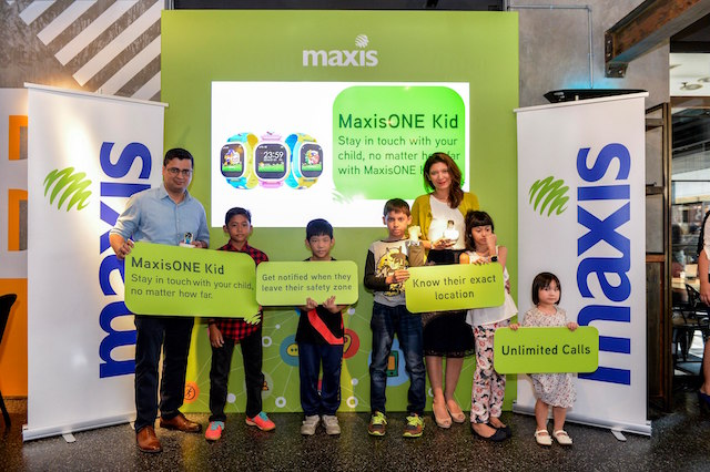 MaxisONE Kid Launch Event