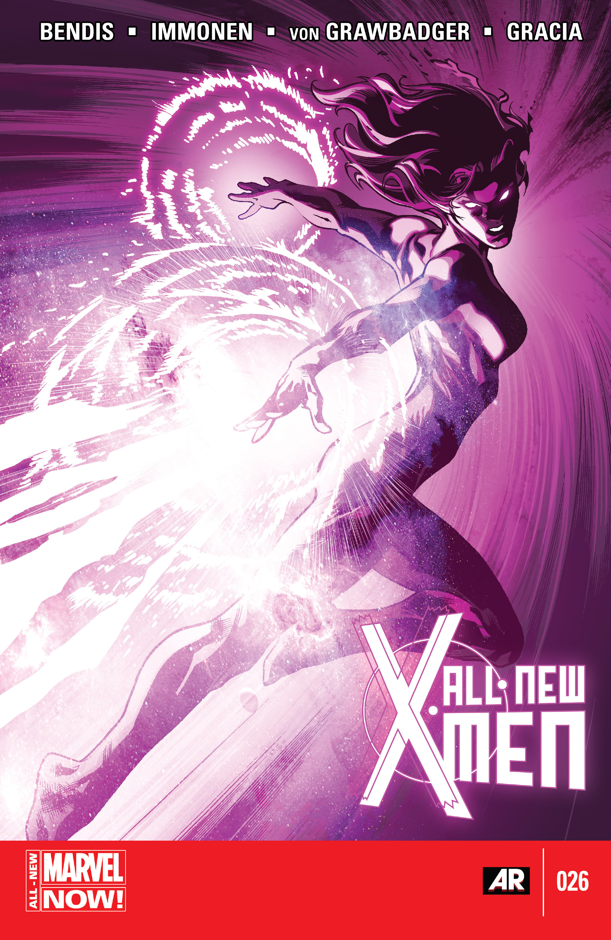 Read online All-New X-Men (2013) comic -  Issue #26 - 1
