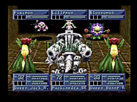 Digimon World 2 (U) PSX ISO