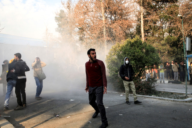 Iran Gosteri