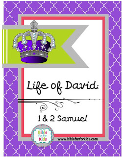 http://www.biblefunforkids.com/2018/04/life-of-david-introduction-lesson-links.html