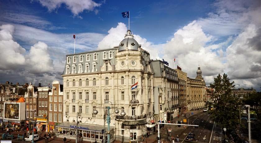 Hotel Central Park Amsterdam To Dam Square