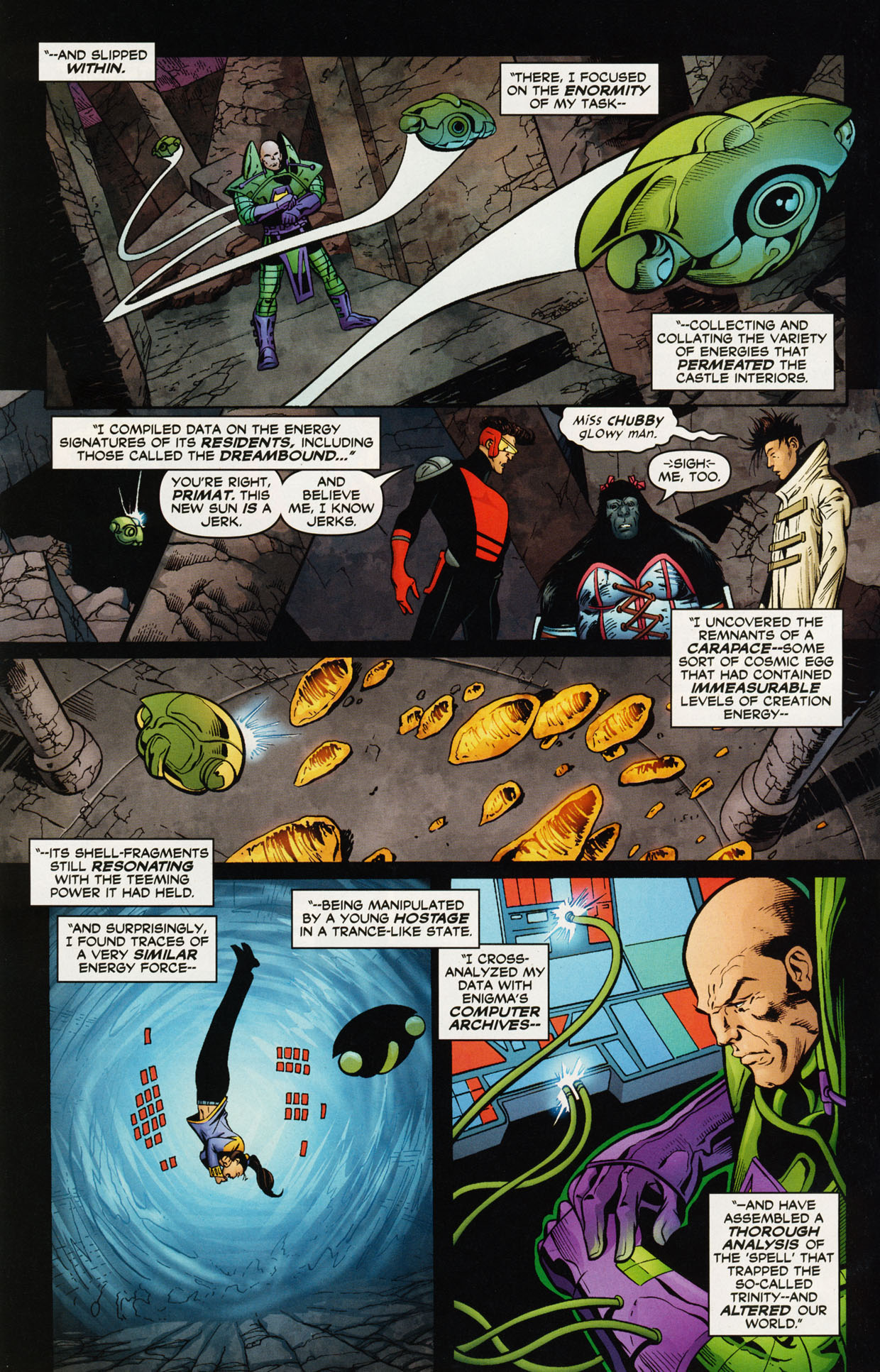 Read online Trinity (2008) comic -  Issue #47 - 23