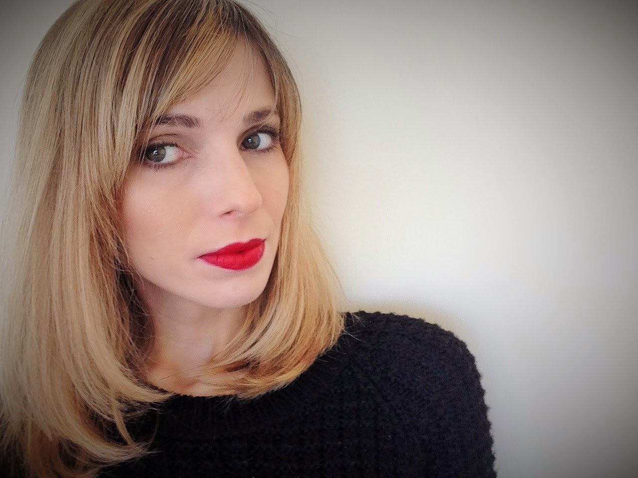 L'Oreal Color Riche Pure Reds Collection in Blake's Pure Red FOTD