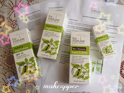 Review: By Nature Skincare - Part 1