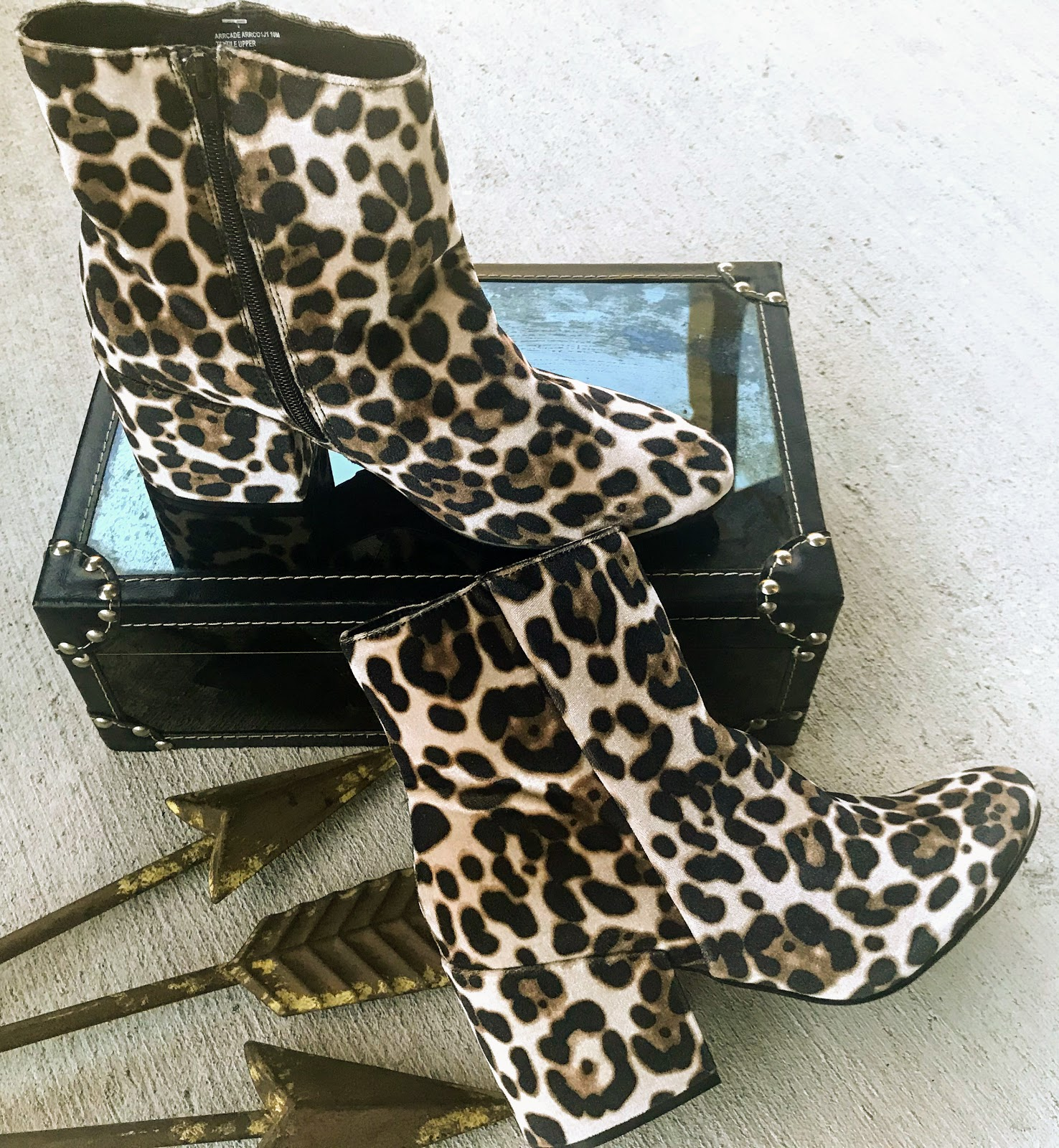 Image: Leopard Madden Girl Shoes From Buckles