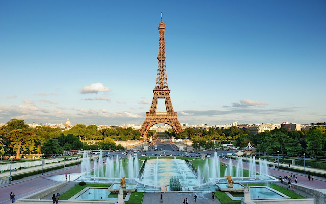 De visita por Paris