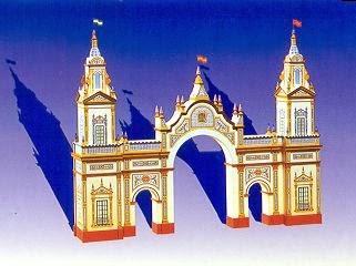 Portada Feria de Sevilla 2002