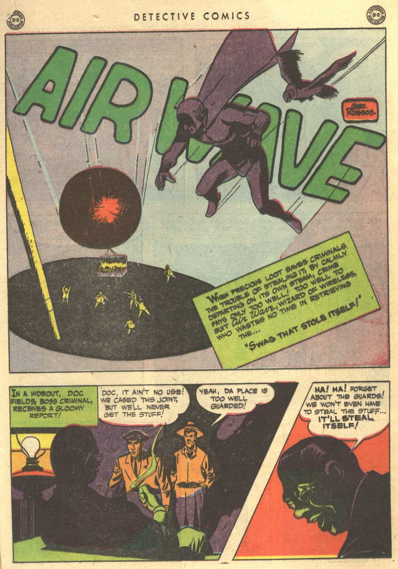 Read online Detective Comics (1937) comic -  Issue #104 - 31