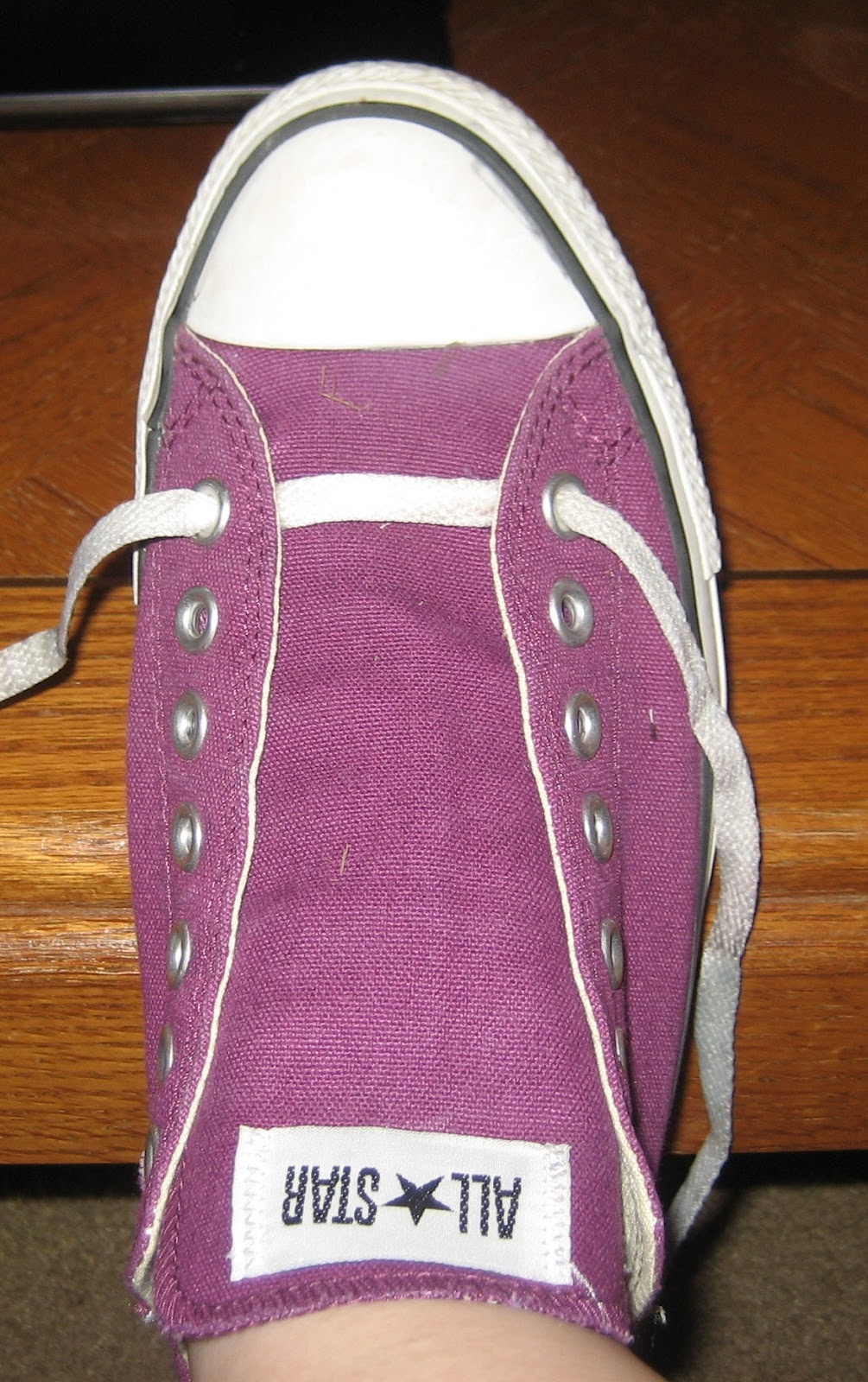How Long Are Shoe Laces For Four Holes