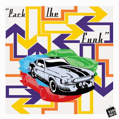 Dj Kimble - Park The Funk on RAMP Volume 10