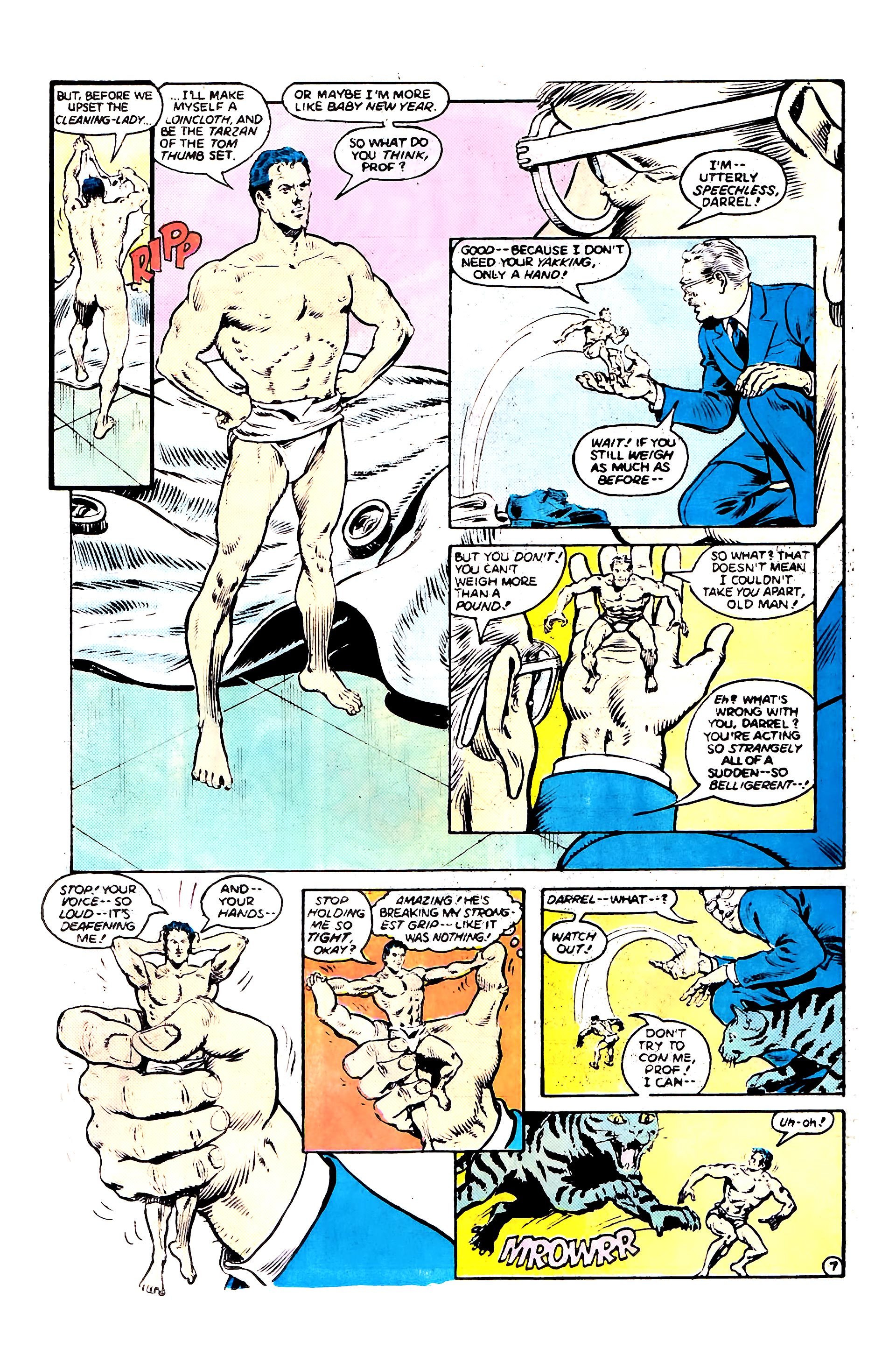 Read online Secret Origins (1986) comic -  Issue #8 - 37