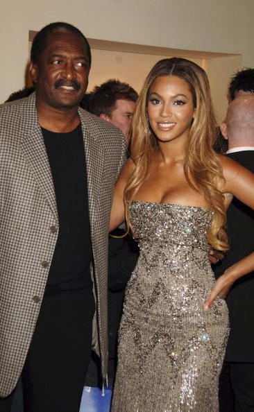 Beyoncè's Father Mathew Knowles suggests she wouldn't have been as Successful if she had a Darker Skin