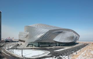 Centro Internacional de Conferencias de Dalian / Coop Himmelb(l)au