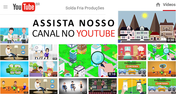canal do youtube com videos explicativos
