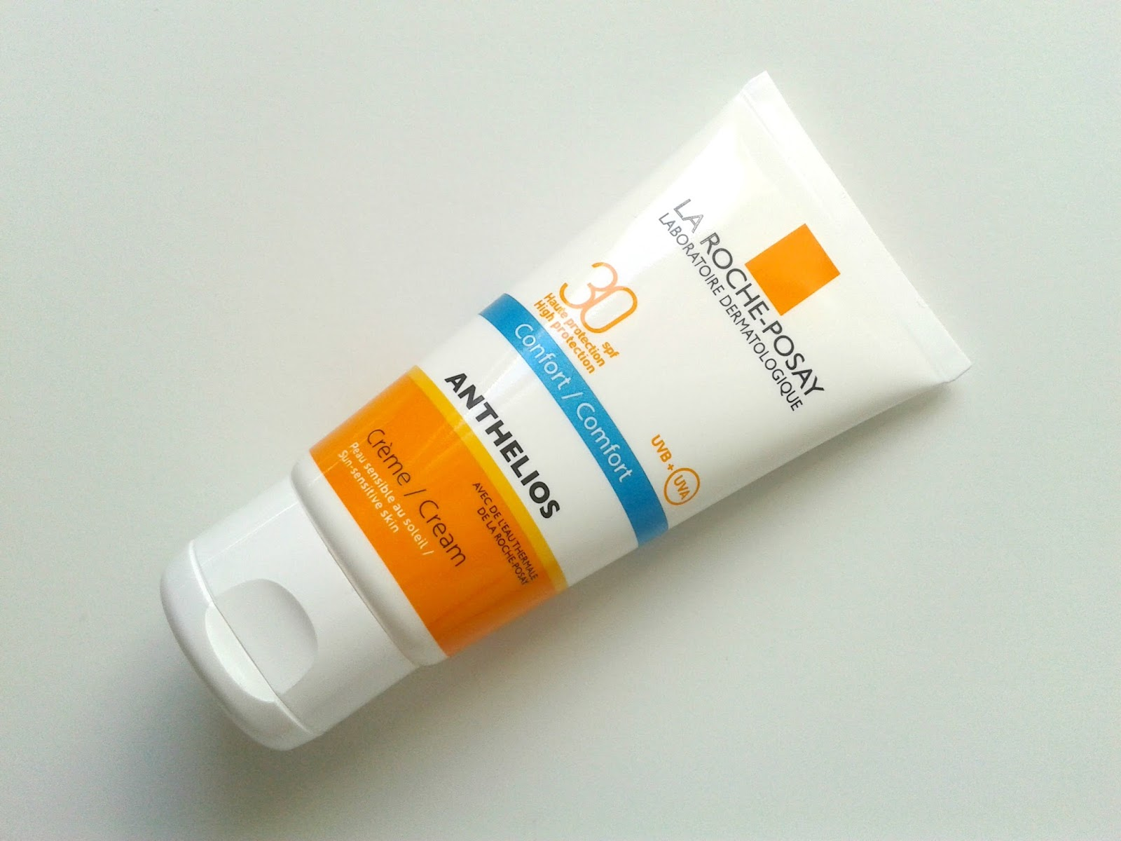La Roche-Posay Anthelios Face Comfort Cream SPF 30 Beauty Review