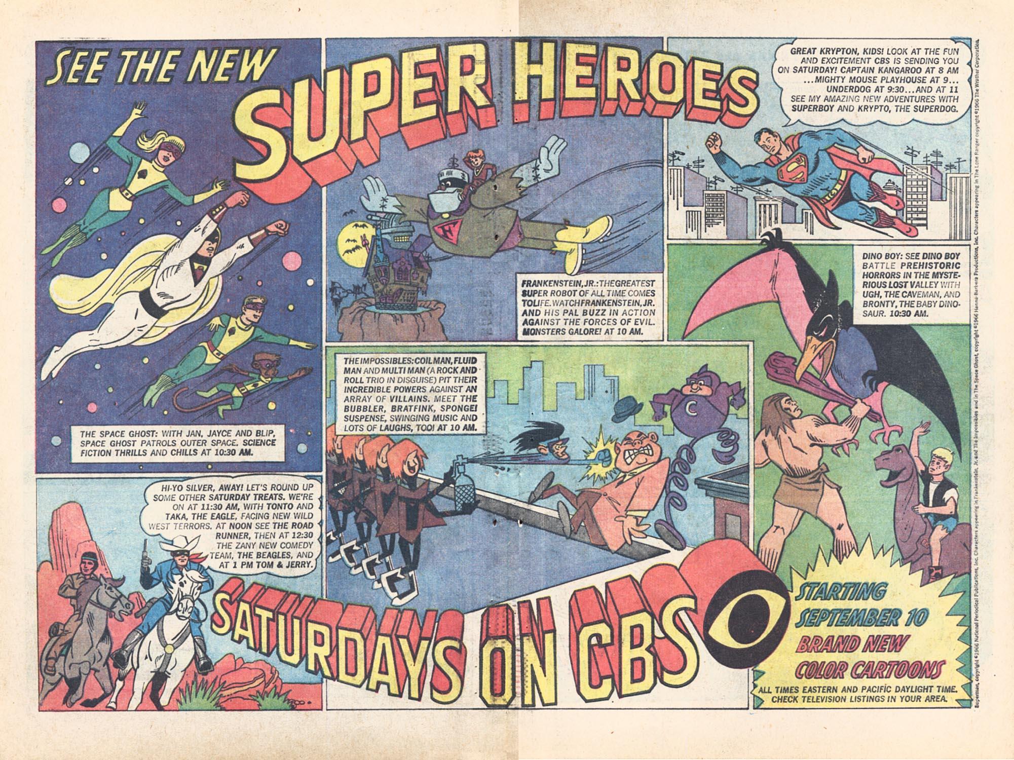 Read online World's Finest Comics comic -  Issue #161 - 22