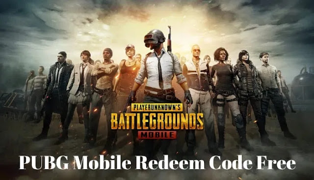 PUBG Mobile Bedava Redeem Code 2020!