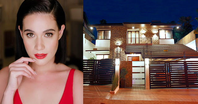 Let's Take A Tour In The Sophisticated House Of Bea Alonzo.