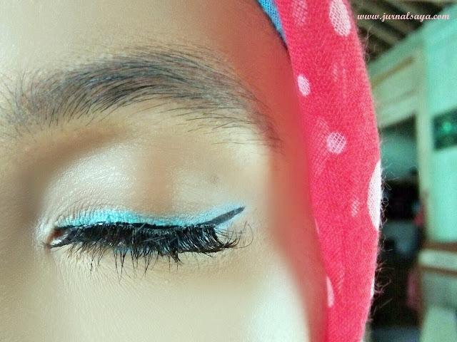 makeup bertema pantai