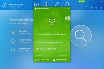 افضل برنامج للتحويل جهازك الي راوتر وايرلس  Routeur sans fil