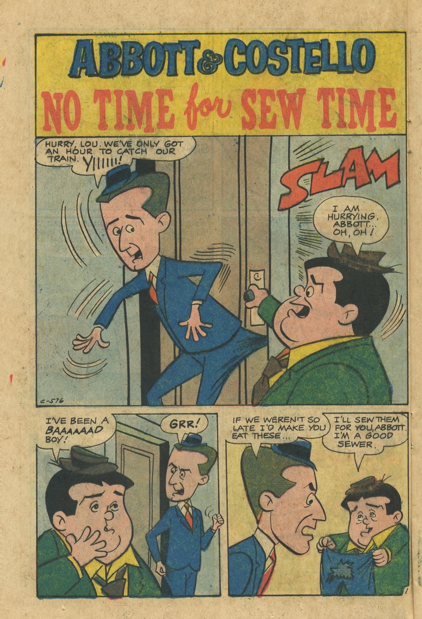 Abbott & Costello issue 13 - Page 12