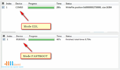 perbedaan edl mode dan fastboot mode