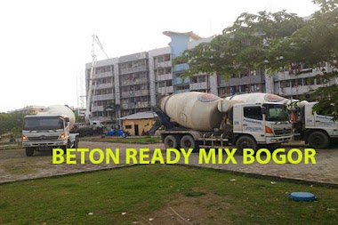 HARGA BETON COR READY MIX BOGOR PER M3 2019