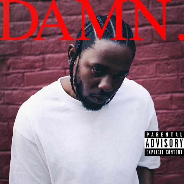 Kendrick Lamar revela nome, participações, capa e tracklist do seu novo álbum #Damn