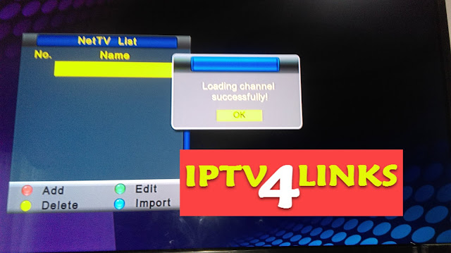 Watch All Iptv Channels on All Satellite Receivers (Cfg,lst,tvlist...etc)