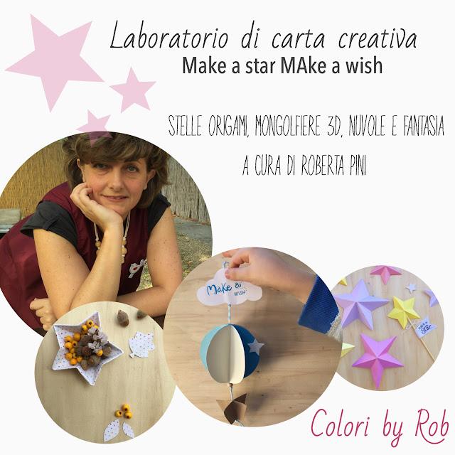Laboratori di carta creativa al Florence